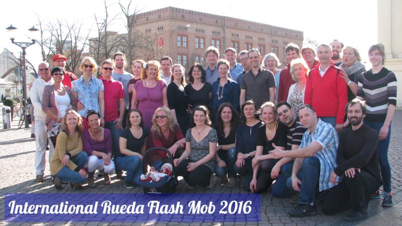 Rueda Flash Mob 2016