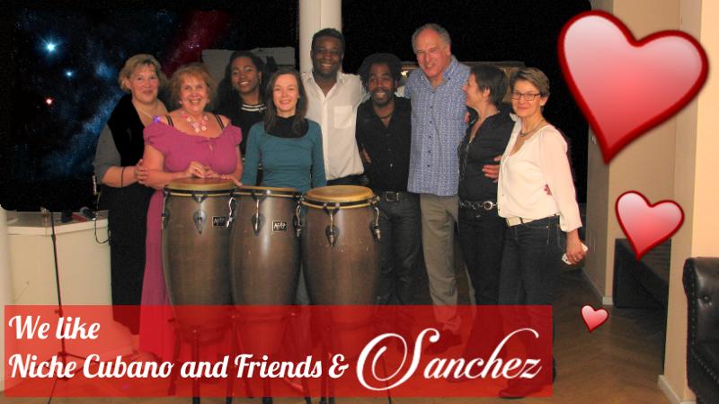 Niche Cubano and Friends