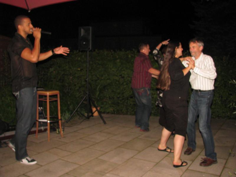 Salsa Party mit Kel Torres